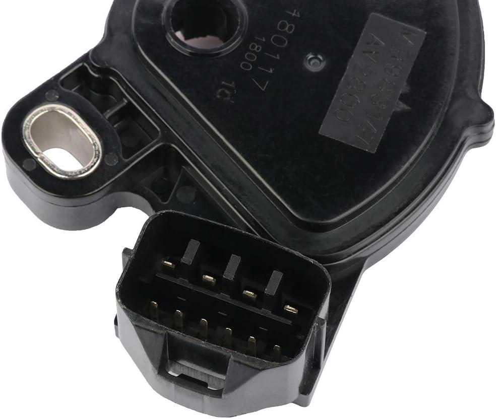 ECCPP Neutral Safety Start Switch Fit for 2001-2005 Dodge Stratus 2001-2005 Dodge Stratus 1997-2004 Mitsubishi Diamante 2000-2005 Mitsubishi Eclipse 2000-2005 Mitsubishi Eclipse 1S7159