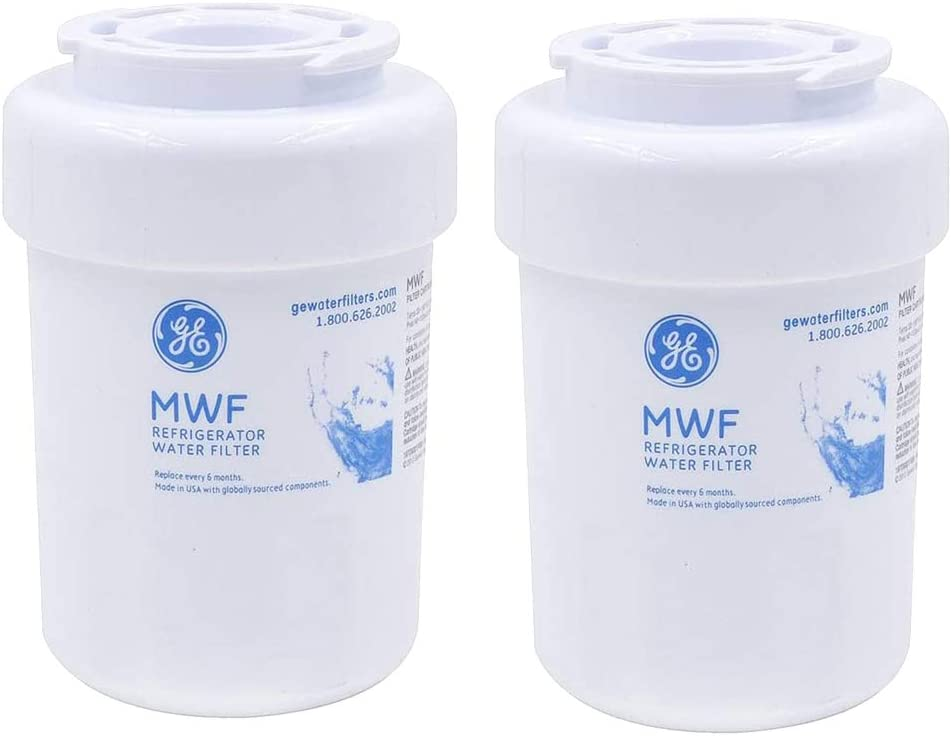 GЕ MWF water filter GE MWF Refrigerator Water Filter 2-Pack