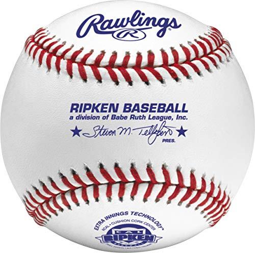 Rawlings RCALI Cal Ripken Baseballs (One Dozen) RCAL1-RAW