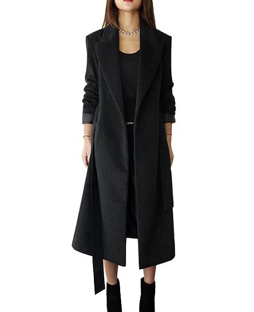 0bca3f987f161 Cappotto lungo invernale da donna