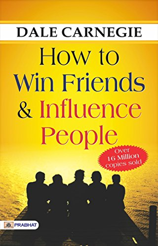 How to Win Friends and Influence People by Dale Carnegie cover