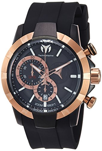 technomarine-mens-uf6-quartz-stainless-steel-and-silicone-casual-watch-colorblack-model-tm-615014