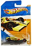 2011 Hot Wheels F1 RACER 8/15 Track Stars #73 gold indy car