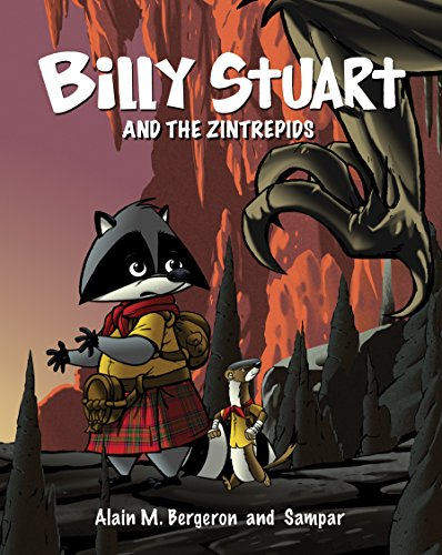 Billy Stuart and the Zintrepids (The Billy Stuart series)