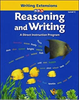 Reasoning and writing level c textbook reasoning and writing reasoning and writing writing extensions blackline masters level c fandeluxe Image collections