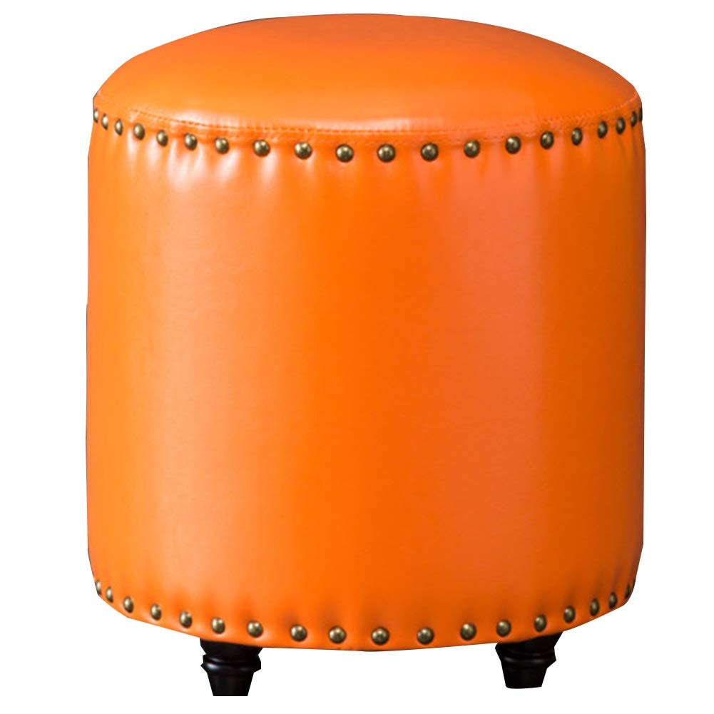 Incredible Byping Pouffes And Footstools Cylindrical Structure 3 Leg Pabps2019 Chair Design Images Pabps2019Com