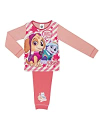 Paw Patrol Girls Pyjamas - 18 months to 5 years