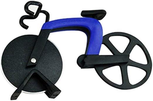 Compra Queenaal Bicicleta Cortador de Pizza Rueda de Bicicleta ...