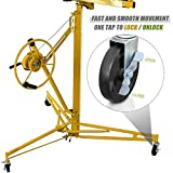 Drywall Lift 11' Construction Rolling Caster