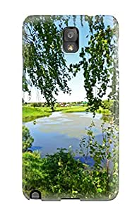 Leana Buky Zittlau's Shop Hot New Premium Flip Case Cover Birch Skin Case For Galaxy Note 3