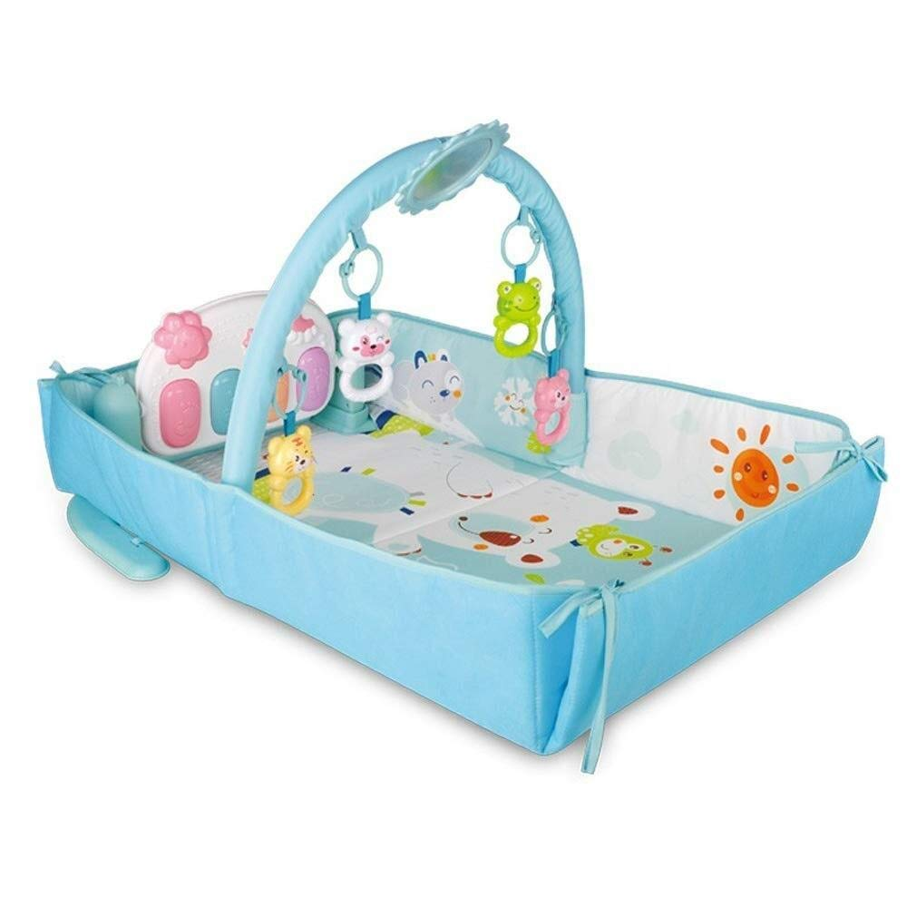 Baby Play Mat Gym Activity Blanket Toy Game Carpet Floor Travel Play Picnic Mat