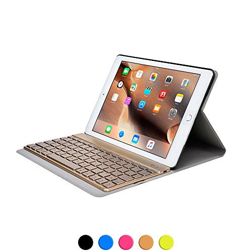 keyboard Backlight Bluetooth Rechargeable Detachable
