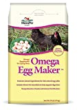 Manna Pro Omega Egg Maker Supplement, 5 lb
