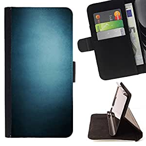 Momo Phone Case / Flip Funda de Cuero Case Cover - Pendiente azul;;;;;;;; - Samsung Galaxy S5 V SM-G900
