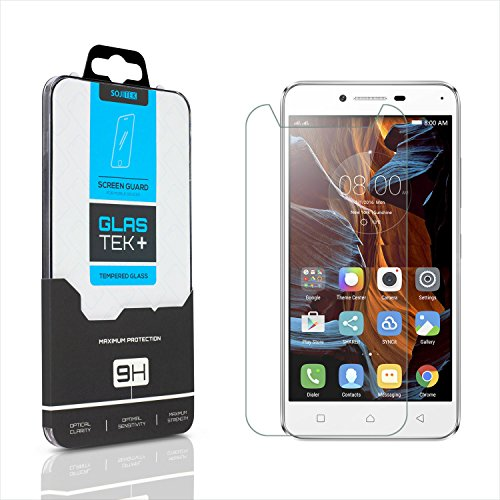 Tempered Glass For Lenovo K5 Plus (Clear) - 4