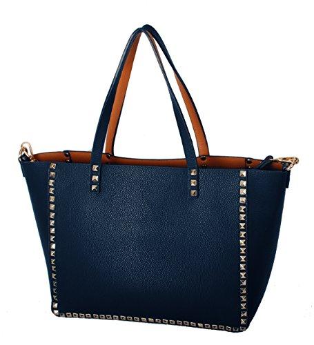 Inzi Valentinto Inspired Tote Handbag (Inspired Tote Handbag)