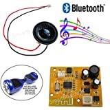 ERSATZ Hoverboard PCB SYSTEME - Hauptplatine, Motherboard, Gyro, Reparaturkit, Dual System PCB, Bluetooth, BELEUCHTUNG