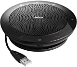 Jabra SPEAK 510+ UC Wireless Bluetooth/USB Speaker for Softphone and Mobile Phone