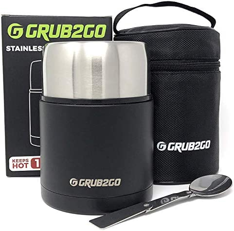 Stainless Insulated Foldable Thermos Container product image
