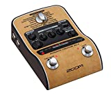 Zoom AC-2 Acoustic Creator, Acoustic DI with Tone