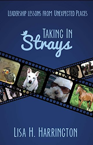 Book: Taking in Strays - Leadership Lessons from Unexpected Places by Lisa H. Harrington