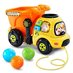 VTech Drop and Go Dump Truck Amazon Excl...