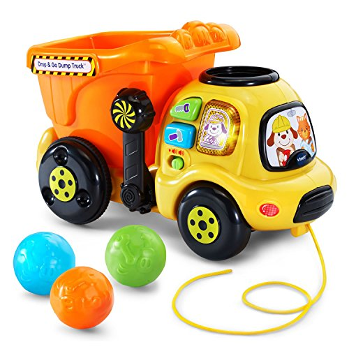 VTech Drop and Go Dump Truck Amazon -