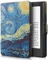 Capa para Kindle Paperwhite - Várias Estampas (Noite Estrelada)