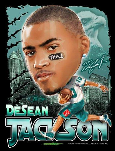 DeSean Jackson - NFL Players Licensed Art Print