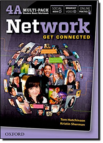 Network: 4: Multi-Pack A: Student Book/Workbook Split Edition