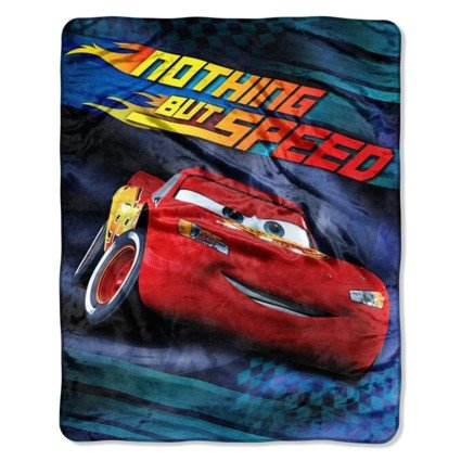 Disney, Cars, Burning Speed 40-Inch-by-50-Inch 3D Micro-