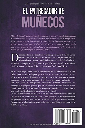 El Entregador de Muñecos (Spanish Edition): Denis Lenzi, Genoveva Di Maggio: 9781507128206: Amazon.com: Books