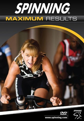 Mad Dogg Athletics Spinning Maximum Results DVD (Fitness Cycling Dvd Results)