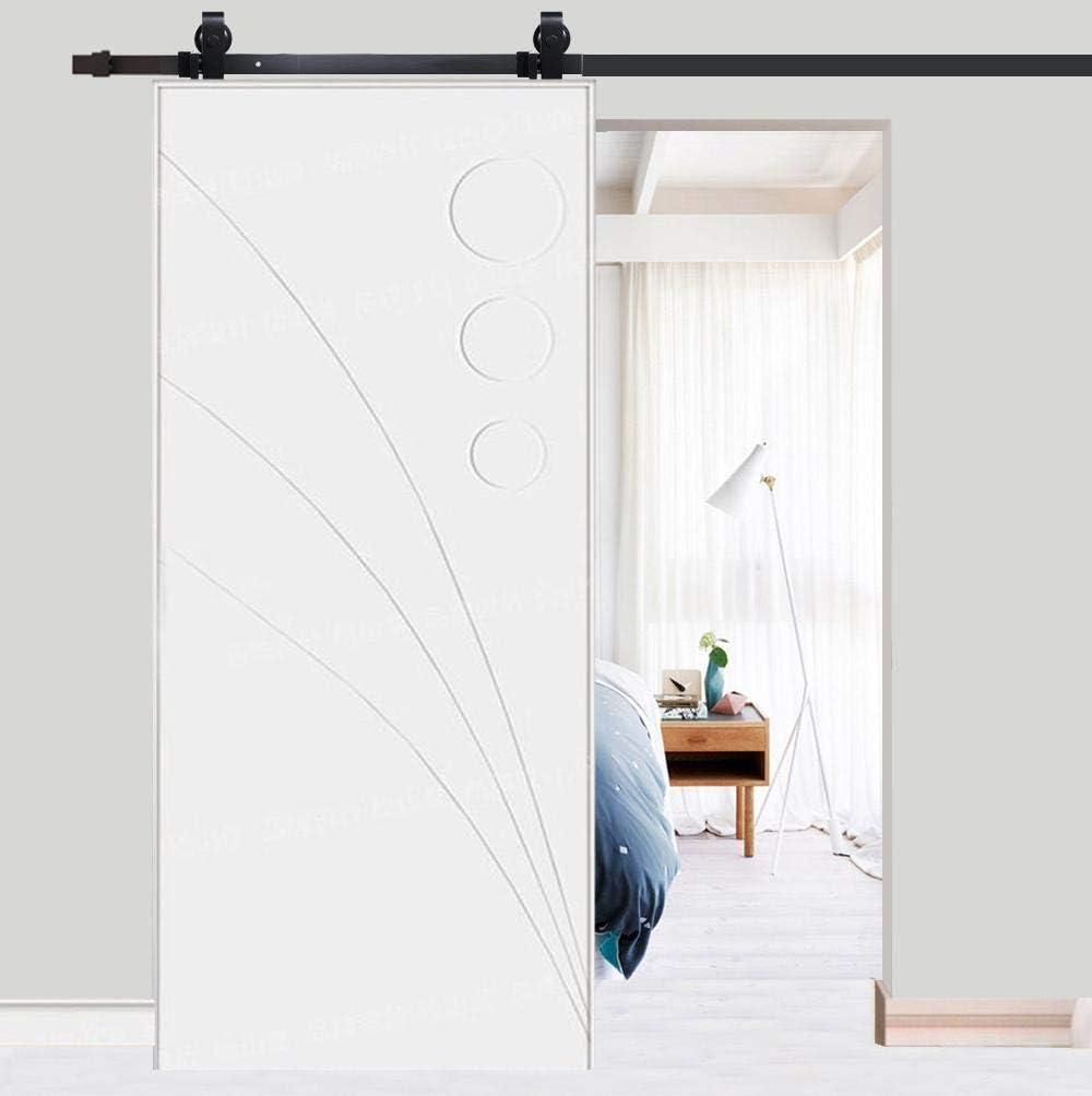 Rastreador deslizante, 6 pies, montaje en pared, para puerta ...