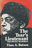 The Tsar's Lieutenant, Thomas G. Butson, 0030706831