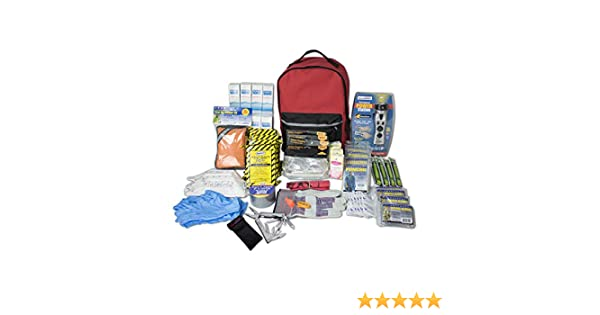 Amazon com: Ready America 70385 Deluxe Emergency Kit 4