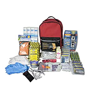 Amazon com: Ready America 70385 Deluxe Emergency Kit 4