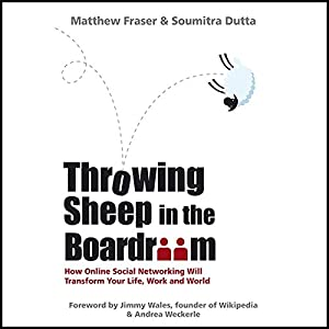 Throwing Sheep in the Boardroom Audiobook