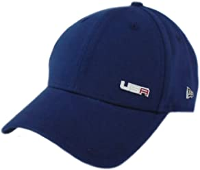 a5f0165bbf580d New Era New 2018 Captain 9Forty USA Ryder Cup Saturday Round Adjustable Hat/ Cap