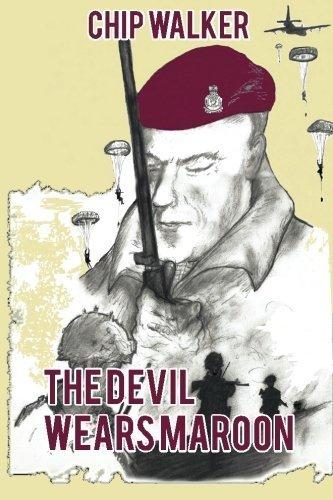 The Devil Wears Maroon by Chip Walker (2015-11-11) - Chip Maroon