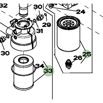 amazon john deere original equipment filter element re525523 John Deere B Wiring-Diagram john deere original equipment filter element re525523