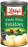 Libby's Whole White Potatoes 15oz Cans (Pack of 6)