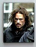Rare Framed Last Photo Of Joker Movie Star Heath Ledger Photo. Jumbo Giclée Print