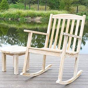 51lRgtlwKZL._SS300_ Teak Rocking Chairs For Sale