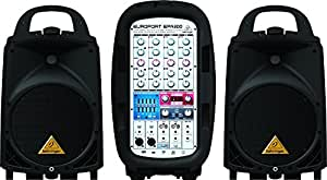 EPA300 - Equipo de sonido Behringer EUROPORT EPA300 - Portable PA System