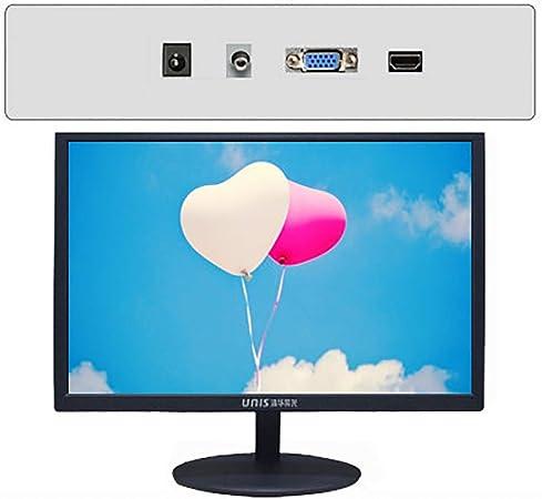 Monitor Frecuencia De Actualización De 60 Hz Azul LCD Luz De La Pantalla LED Pantalla del Monitor Masculino, Panel TN Monitor De La Computadora De Escritorio De 24 Pulgadas (Color : C):