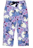 Disney Winnie the Pooh Eeyore Fleece Licensed Sleep Pants