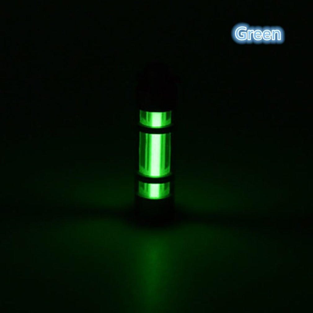 Clave Cadena lámpara de tubo de tritio viales Self luminoso ...