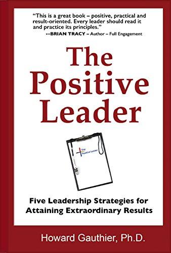 Positive Leader Leadership Strategies Extraordinary ebook product image