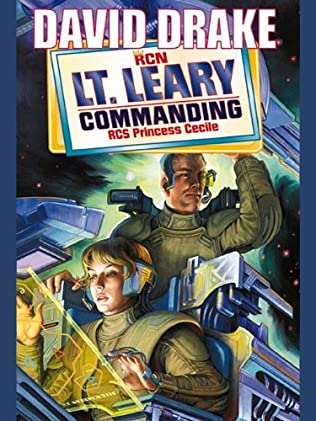 book cover of Lt. Leary, Commanding